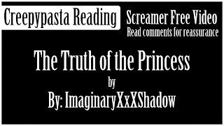 Zelda Creepypasta: The Truth of the Princess (Fan Made)