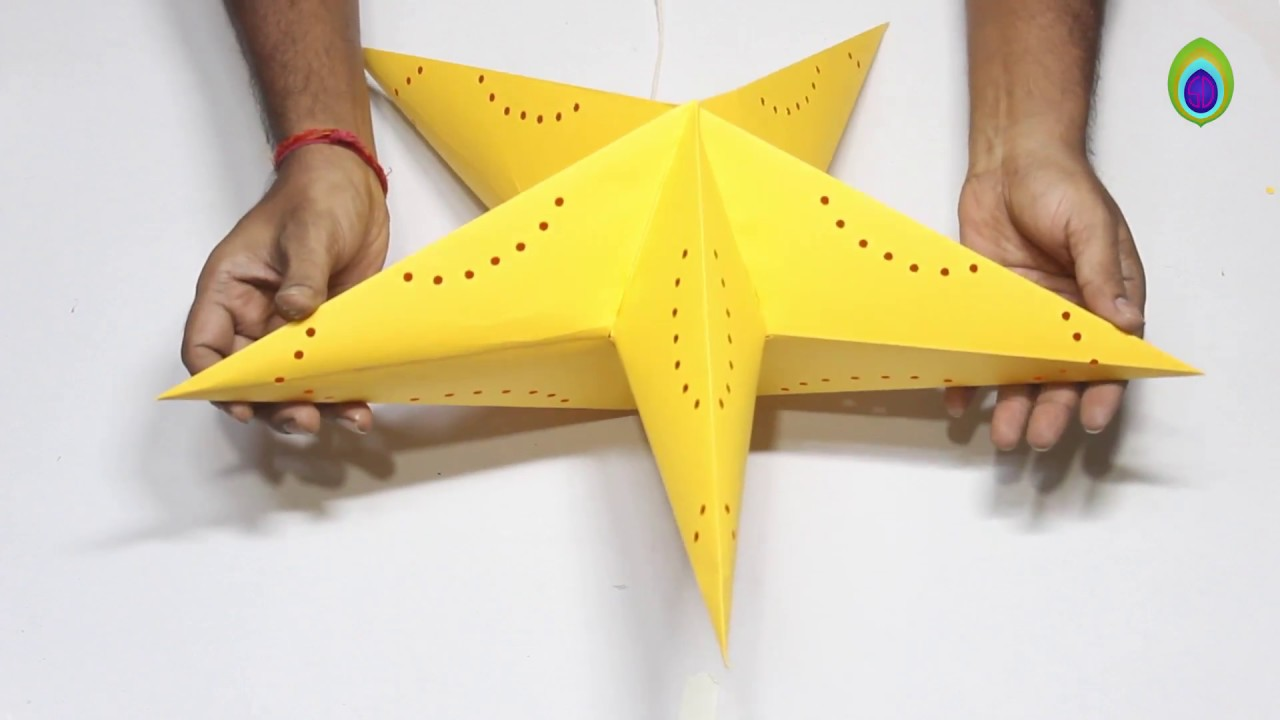 10 christmas origami decorations   faith fitness food