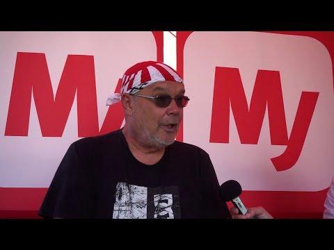 MyEdit interviews Koos Kombuis at the 2014 Summer Concerts