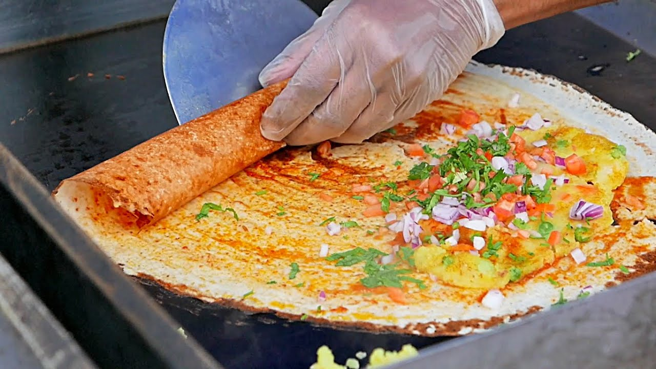 INDIAN MASALA DOSA And Young