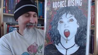 Gambar cover Comic Book Haul #16, Twitch Live Stream: Rachel Rising by Terry Moore [ASMR, Soft-Spoken]