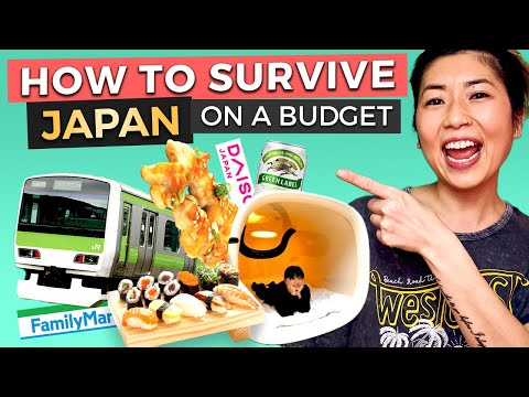 How To Travel Japan On The CHEAP (2021) | Budget Travel Tips