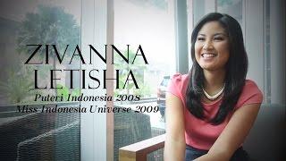 Exclusive Intermezzo with Zivanna Letisha (Showbiz Indonesia)