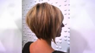 Модные женские стрижки боб на короткие волосы(Еще больше видео на сайте - http://modneys.ru/ вКонтакте - http://vk.com/modneys Твиттер - https://twitter.com/Modneys Фейсбук - http://bit.ly/Modney..., 2014-09-08T17:48:42.000Z)