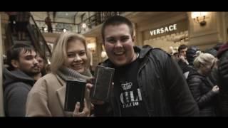 Старт продаж iPhone 7 в ГУМе