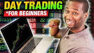 Day Trading for Beginners - Learn how to Day Trade