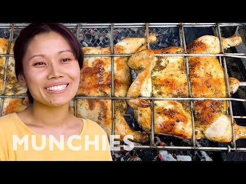 The Thai Food Queen Of Texas - Street Food Icons