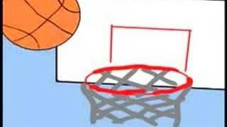Girls Basketball Promo Cartoon
