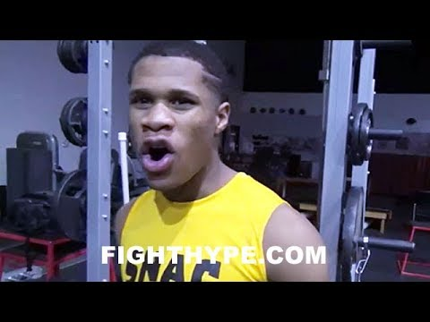 DEVIN HANEY EXPLAINS WHY CANELO CHEATING CLAIMS MAKE GOLOVKIN REMATCH
