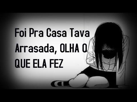 A HISTÓRIA DE UMA GAROTA SUICIDA PART2😭💔⚰🔪