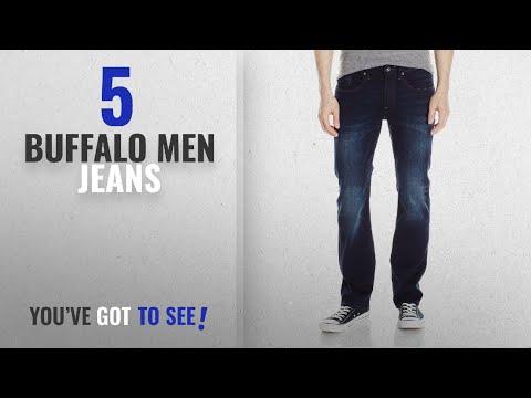 Top 10 Buffalo Men Jeans [ Winter 2018 ]: Buffalo David Bitton Men