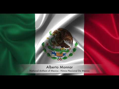 alberto-monnar---mexico-national-anthem-/-himno-nacional-de-mexico