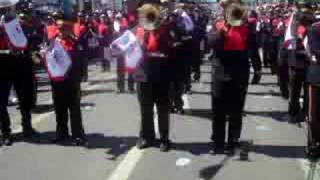 la ofelia en el desfile del 15 de septiembre del 2008