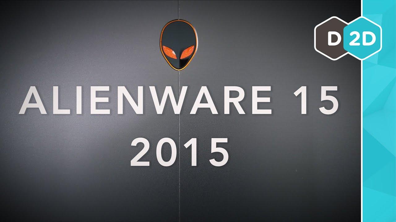 Alienware 15 Review - (GTX 970M) Gaming Laptop