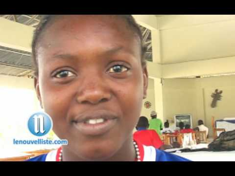 Haiti Sport: Melissa Pierre Louis de AS Tigresses