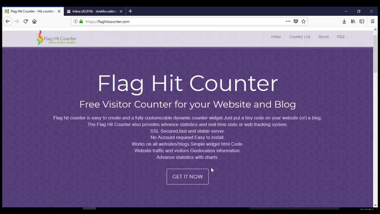 Frequently Asked Questions   Flag Hit Counter