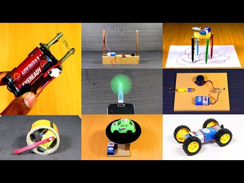 Top 8 Best School Science Project Ideas for Science Exhibition - Working Models