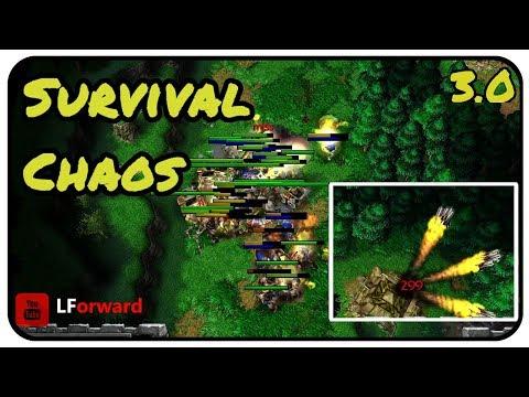 Survival Chaos | BM Rockets Got Buffed Boys