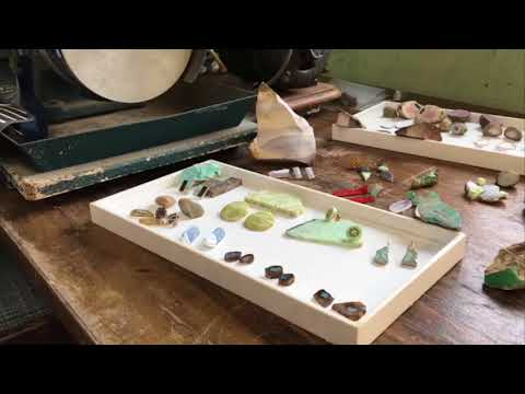 Making Stone & Mineral Jewellery with Anita Crowther | e.g.etal