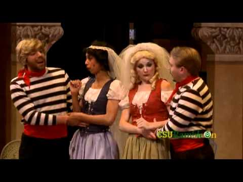 """Ramble On: """"The Gondoliers"""" Brings Comic Opera to Colorado State University"""