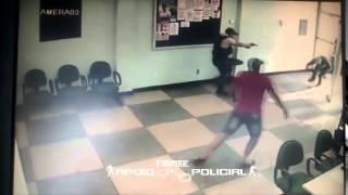 Vigilante trocou tiros contra quadrilha e colocou todo mundo pra correr