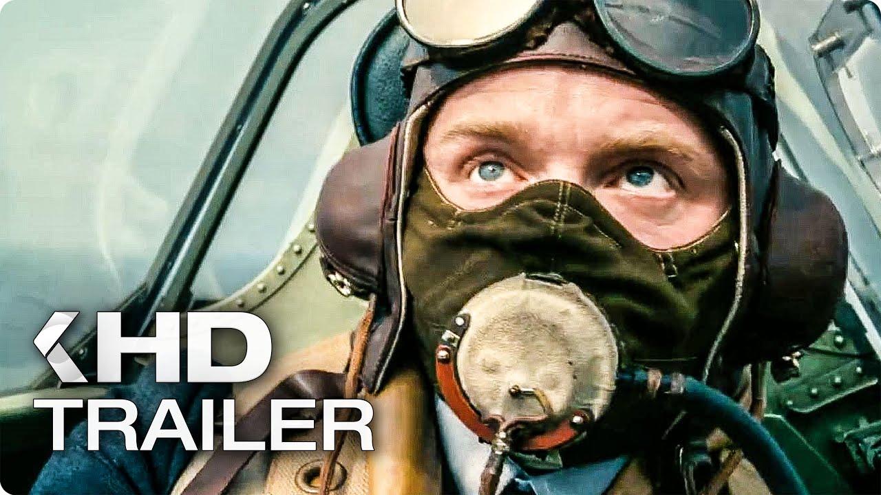 "DUNKIRK ""Never Surrender"" TV Spot & Trailer (2017)"