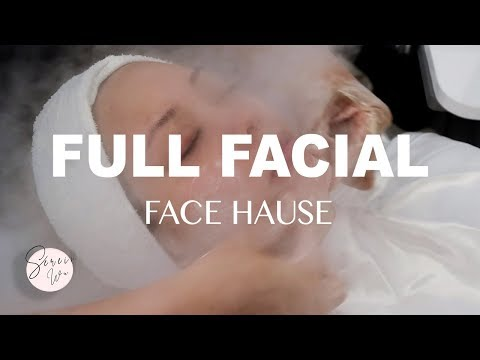 FACIAL TREATMENT at FACE HAUS SANTA MONICA