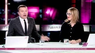 Собчак и Парфенов обсуждают мост Кадырова в Петербурге
