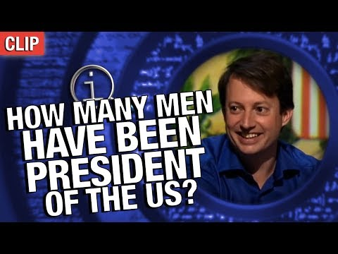 QI | How Many Presidents Have The US Had?
