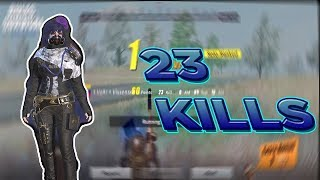 ROS: 23 kills Solo Gameplay - Rules of Survival