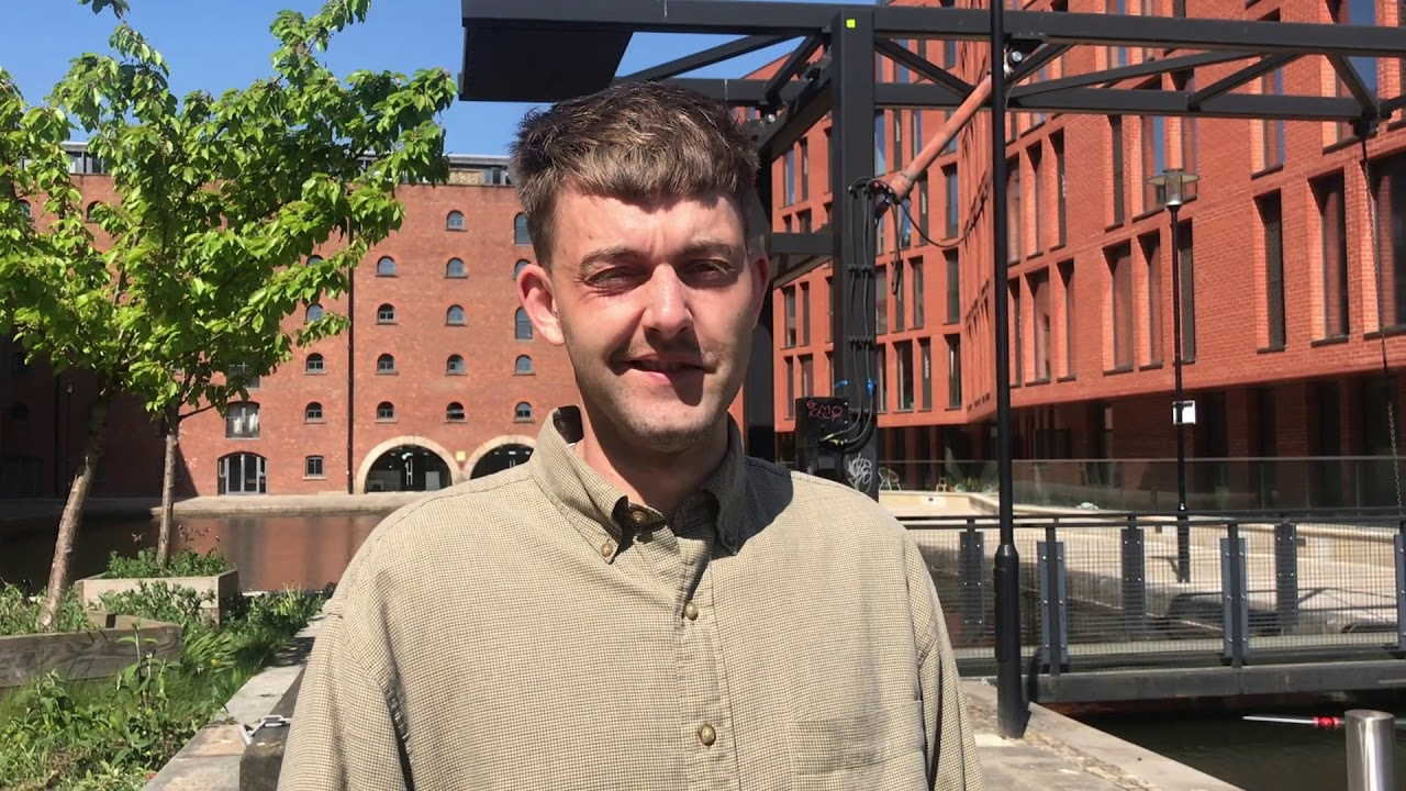 A day in the life of... Housing First worker Marc Sunderland