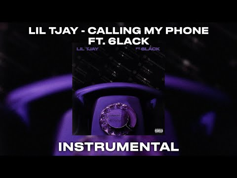 Lil Tjay – Calling My Phone Instrumental ft. 6LACK   Reprod by Veles