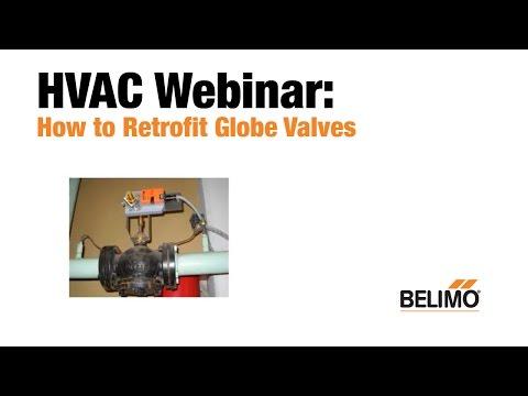 How to Retrofit Globe Valves