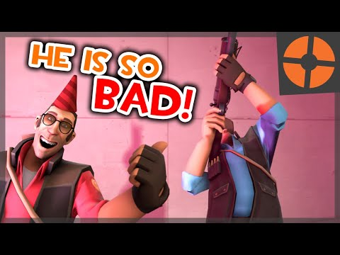 Download TF2: THE WORST HACKER I'VE SEEN! [Highlights]