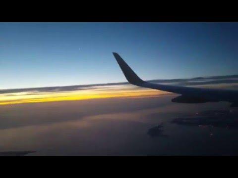 США. Полёт в Майами
