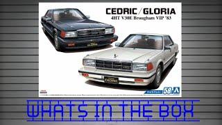 Whats In The Box , Nissan Y30 Cedric Gloria