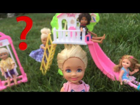 Barbie – Friends???