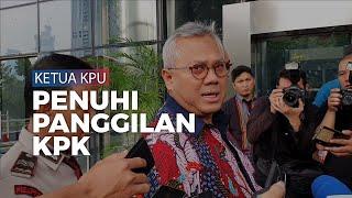 Menyusul Viryan, Ketua KPU Arief Budiman Penuhi Panggilan KPK