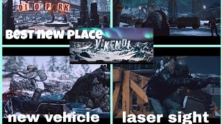 Pubg  new vikendi map all new vehicle and new laser sight by Lost gaming 2