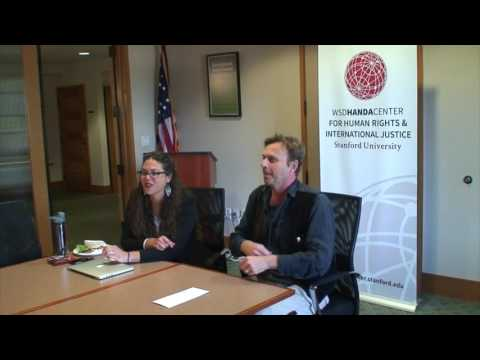 Tom Porteous - Methods and Ethics of Human Rights Research