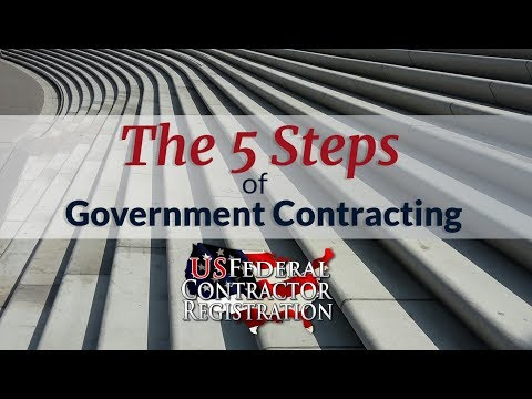 The Government Contracting Process