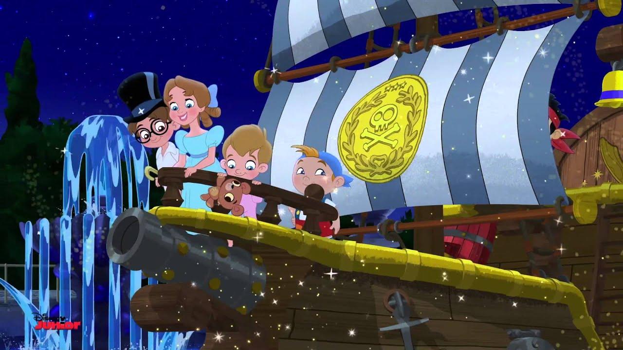 Jake et les pirates du pays imaginaire a la poursuite du - Jake et les pirates ...