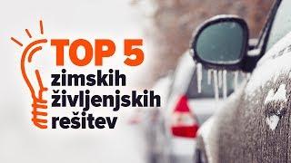 Top DIY avtomobilski triki