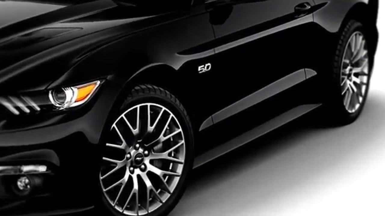 2016 ford mustang gt fastback black 5 0l v8 full review and short drive - Ford Mustang 2016 Black