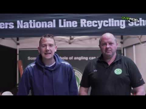 Anglers' National Line Recycling Scheme Explained