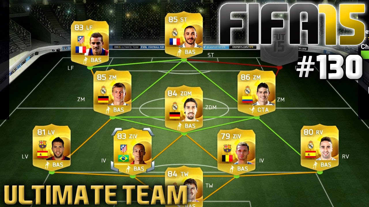 how to play fifa ultimate team