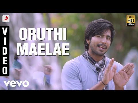Jeeva - Oruthi Maelae Video   Vishnu, Sri Divya   D. Imman