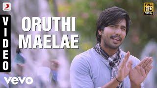 Jeeva - Oruthi Maelae Video | Vishnu, Sri Divya | D. Imman