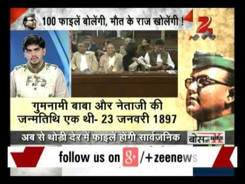 Watch: Decoding the files on Netaji Subhas Chandra Bose