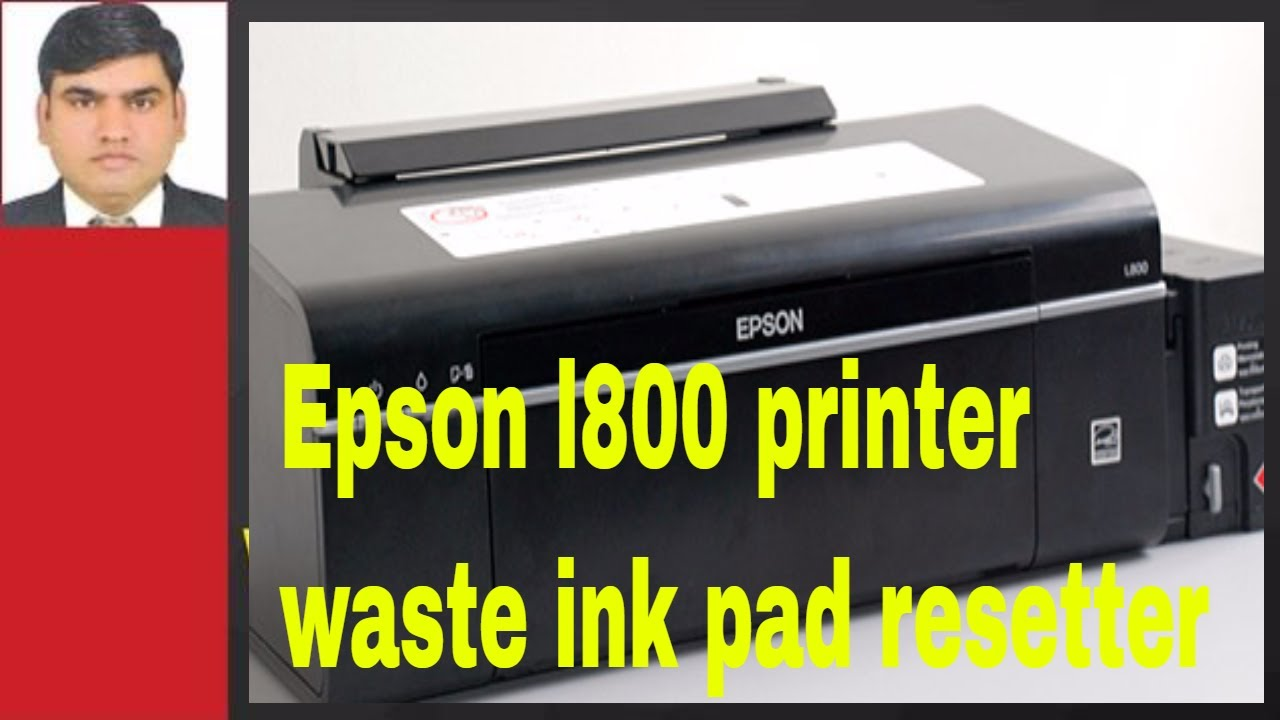 epson l800 ink pad reset